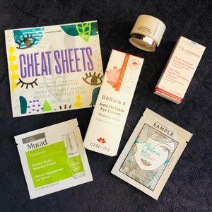 Anti-aging Skin Care Bundle (Eye Mask & Creme)